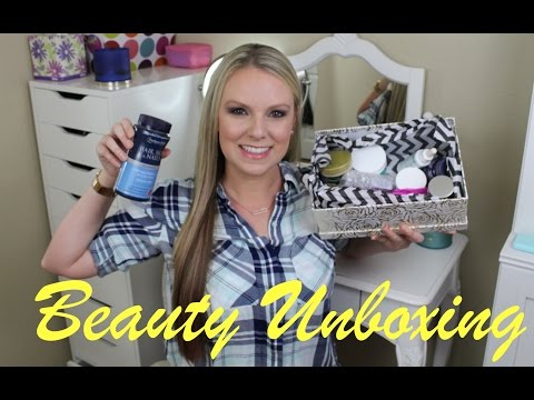 Beauty Haul - Puritans Pride