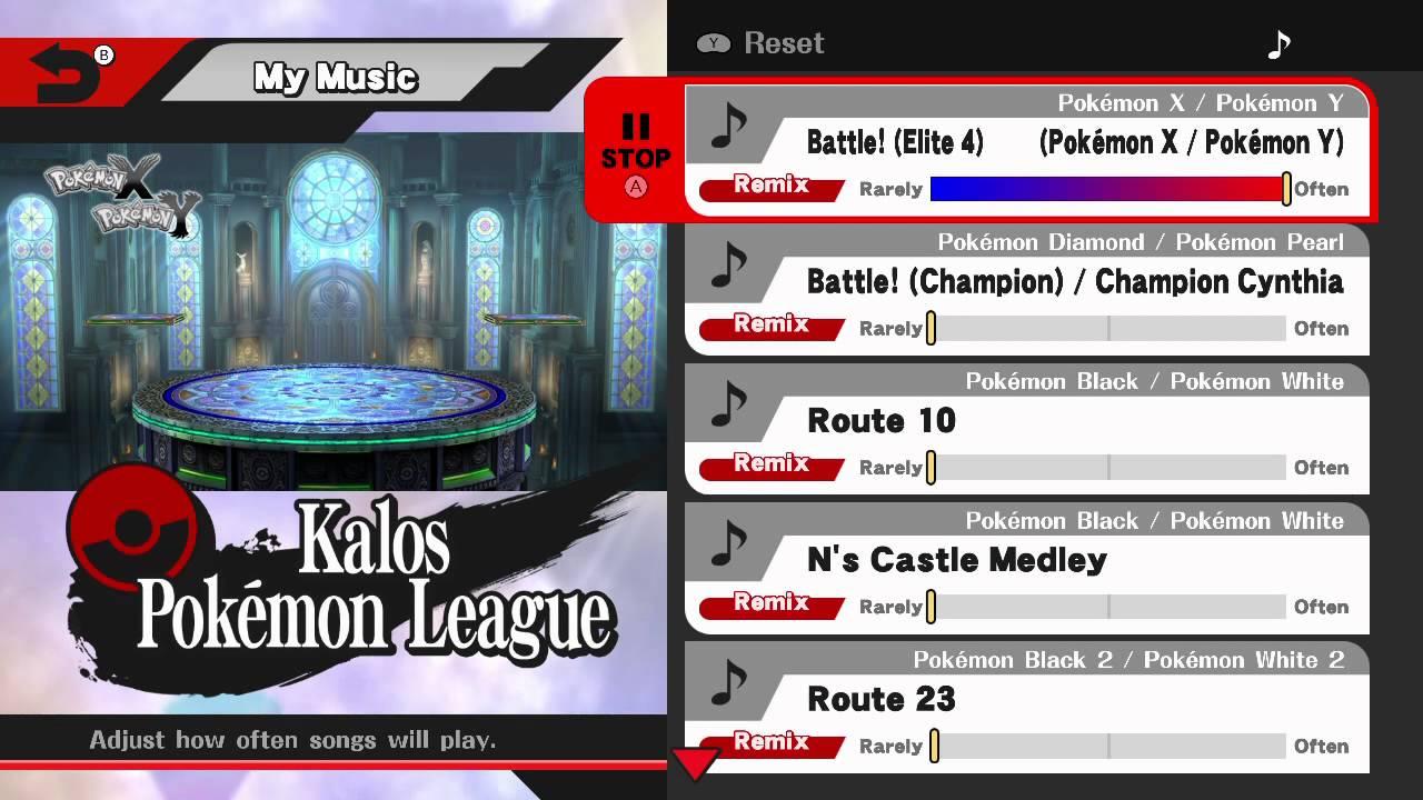 Changing default name to Elite Four for Kalos League