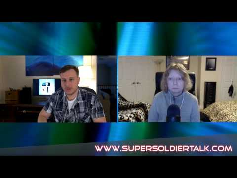 Super Soldier Talk – Chilean Fires, Next Best, Antarctic Bases – Peter Insider and Elena