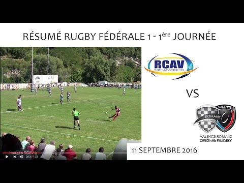 Résumé RCAV VRDR