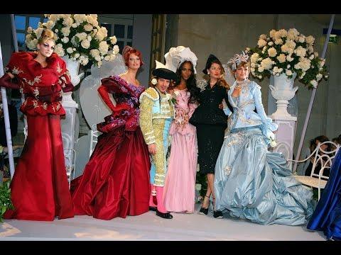 Christian Dior Haute Couture Fall/Winter 2007-2008