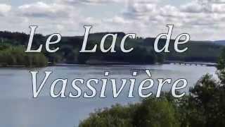 La Haute-Vienne à moto.Le Lac de Vassivière 87.Street58