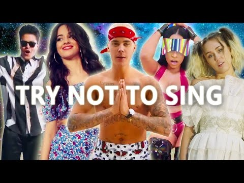 Try Not To Sing Along Challenge  (IMPOSSIBLE) (BEST SONGS 20