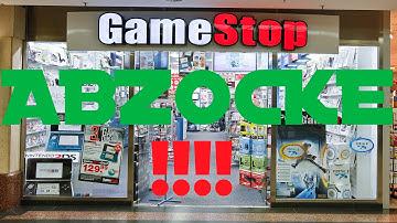 GameStop abzocke !! Rantvideo -- RealityTalk