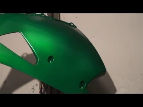 Dupli-Color Review - Candy Apple Green