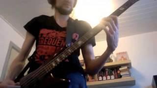 Faith No More   War Pigs Bass Cover