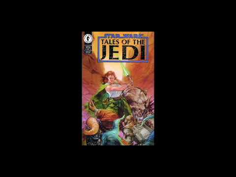 Star Wars - Tales Of The Jedi - Book 1 (Audiobook)