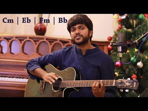 How to play En Iniya Pon Nilave | Guitar Lesson | Intro | Chords | Tabs | Illayaraja | Moodu Pani