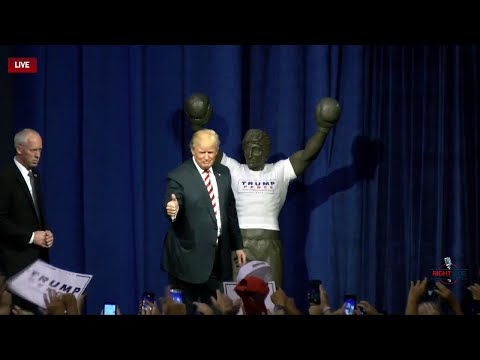 Full Event: Donald Trump Holds Rally in Chester Township, PA 9/22/16