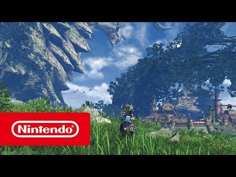 Xenoblade Chronicles 2 - Let's go to Elysium (Nintendo Switch)