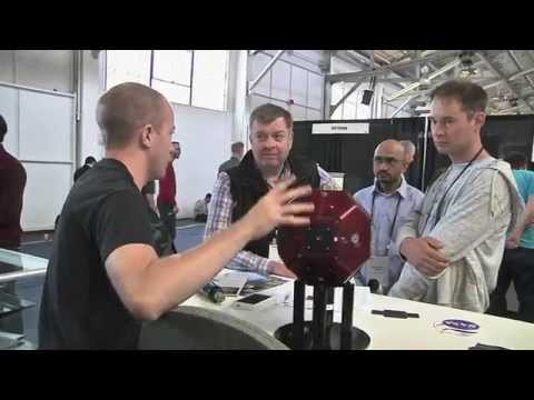 NASA Ames Participates in Maker Faire and Solid Conference