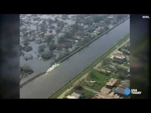 Officials missed signs of New Orleans levee failures