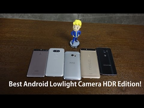 Best Android Lowlight Camera HDR Edition!!!