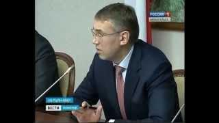 В Ненецком округе обсудили проблемы доставки продуктов в отдалённые сёла(, 2014-11-21T10:41:34.000Z)