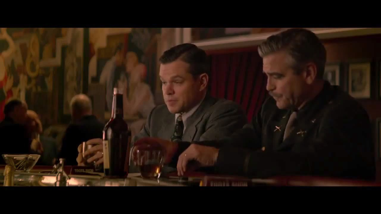 Download The Monuments Men Official Trailer #1 (2013) - George Clooney, Matt Damon Movie HD