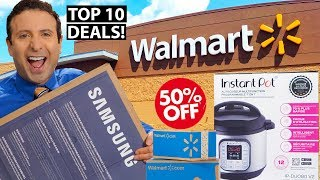 Top 10 Walmart Black Friday 2019 Deals