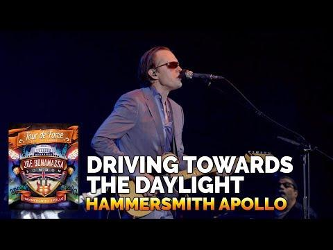 Joe Bonamassa Live Official - Driving Towards The Daylight from Tour de Force - Hammersmith Apollo