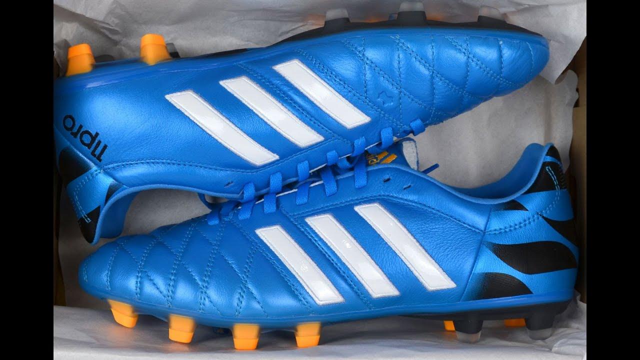 adidas 11pro blue