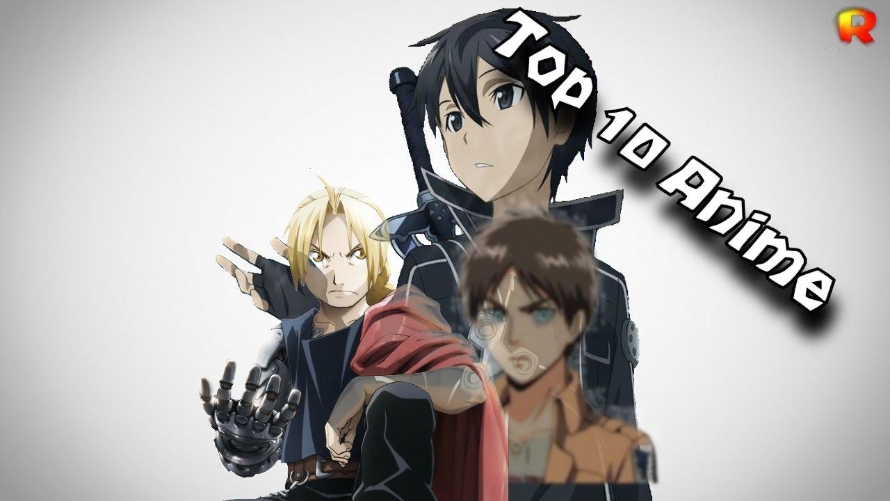 Beliebteste Animes