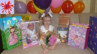 Вике 2 годика ПОЗДРАВЛЯЕМ С ДНЕМ РОЖДЕНИЯ Дарим BABY BORN! ViKKI 2 years old. Give BABY BORN