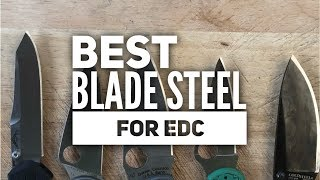 Best Overall EDC Knife Steel Petes Conclusion