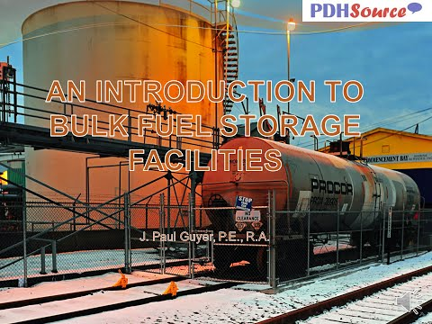 AV PP BULLET Bulk Fuel Storage Facilities