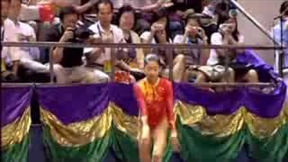 奧運精英匯香江20080830 (體操 自由體操 江鈺源)