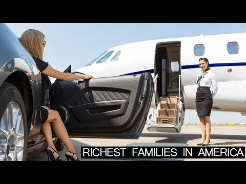 Top 5 Richest Families In America | America's Richest Families