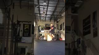 2017 Granite Games Qualifier WOD #4