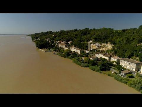 Gauriac, une terrasse sur l'estuaire de la Gironde - Météo à la carte