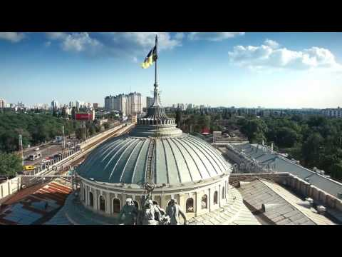 Eurovision 2017 - welcome to Odessa!