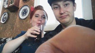 Руслан Трапезников и его жена Евгения Калинина Как сбросить вес, похудеть, убрать живот