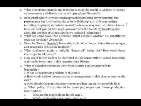 GENERAL MANAGEMENT 3 - Describe Ricardo Semler\u0027s leadership style