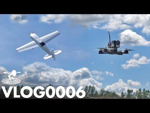 FT210 RACE DRONE –$250 3D PLANE | VLOG0006