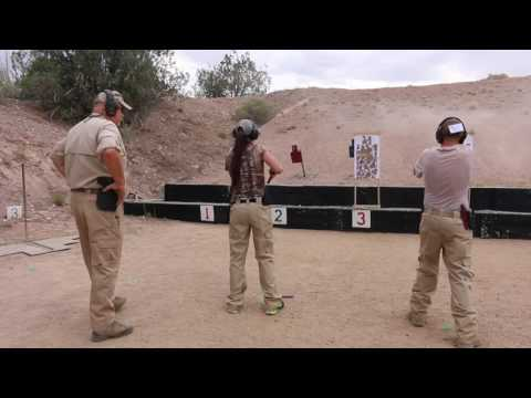 A Week at GunSite Academy