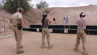 A Week at GunSite Academy
