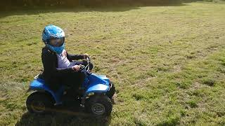 Quad Puch / 64cc / not Lt50 / kids quad