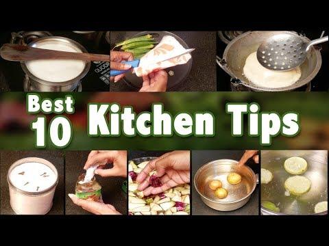 Amazing Kitchen Tips & Tricks | Time Saving Cooking | Cooking Hacks |Kitchen Tips Hyderabadi Ruchulu