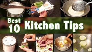 Amazing Kitchen Tips & Tricks | Time Saving Cooking | Cooking Hacks |Kitchen Tips Hyderabadi Ruchulu