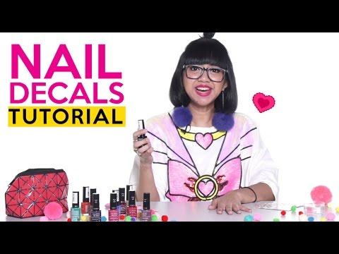 Nail Decals Tutorial | DIANA RIKASARI Mp3