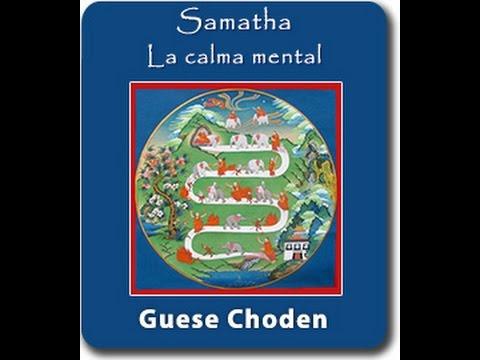 01 Guese Choden Samatha (La calma mental) 24 01 2015