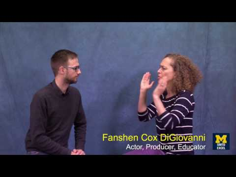 EXCELcast: Fanshen Cox DiGiovanni on Producing a One Woman Show
