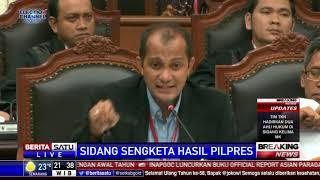 Saksi Ahli 01 Eddy Hiariej Menjawab Pertanyaan KPU dan Hakim MK