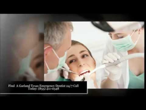 Emergency Dentists Garland TX – 1 (855) 411-0348 – Find A 24 Hour Dentist