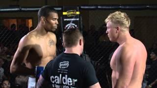 Combat Challenge 14 (Bradford) Darren Moffitt vs Jordan Thompson