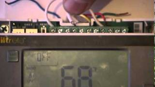 C Wire -- Why you need one with a communicating thermostat