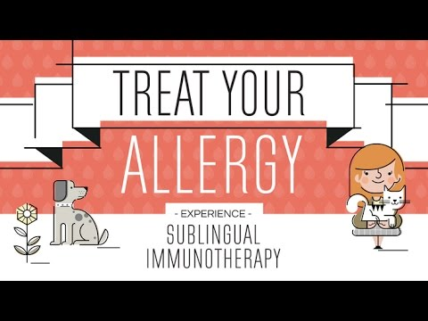 Sublingual Immunotherapy (SLIT) Allergy Treatment by Avant Garde Medical