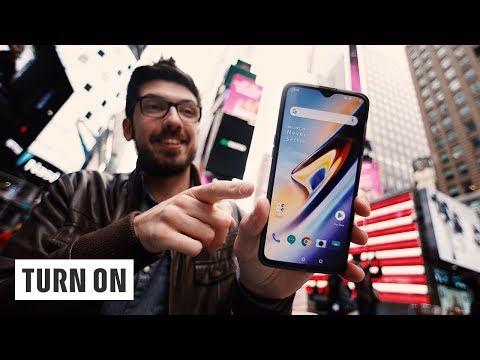Alex allein in New York: OnePlus 6T im Hands-On