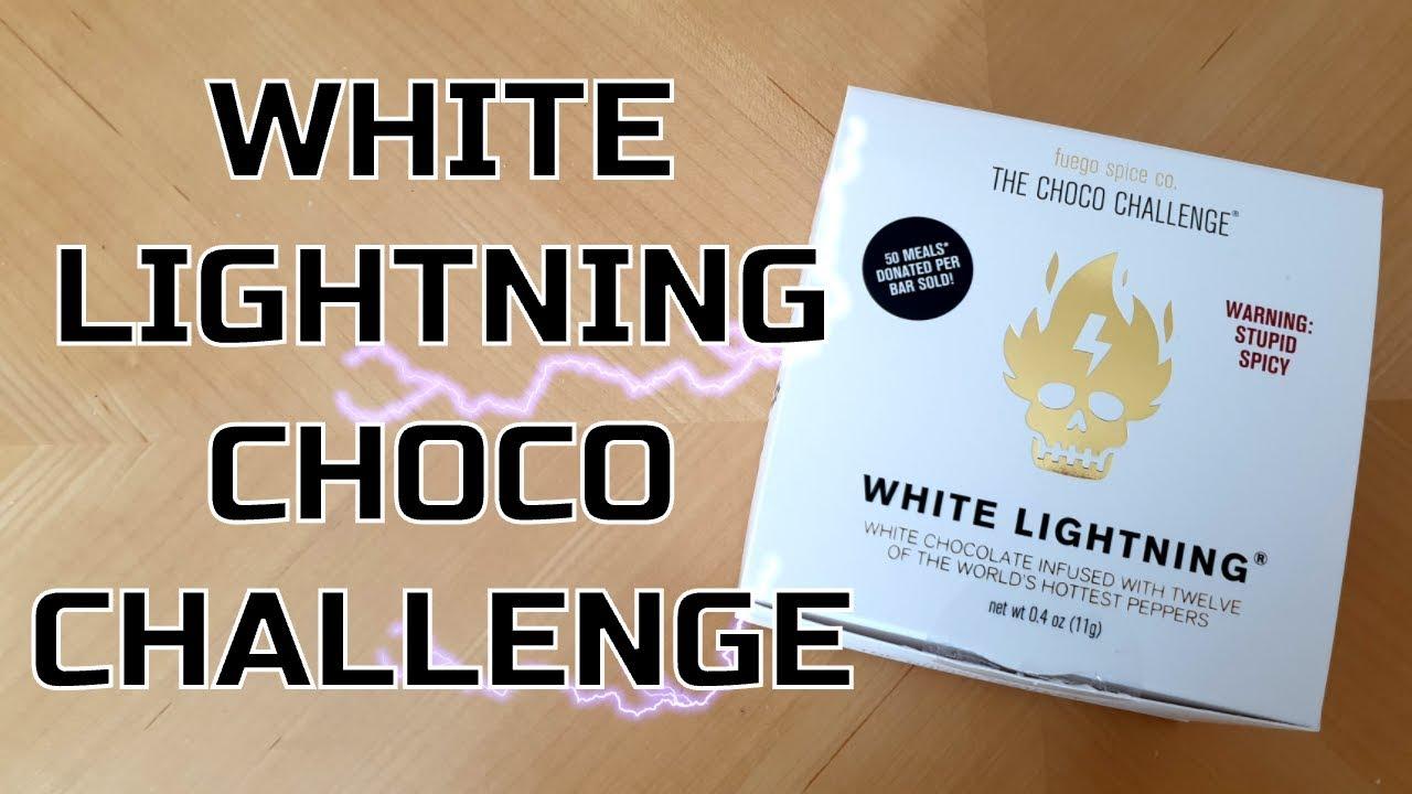 White Lightning Choco Challenge!