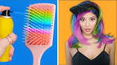 "Trying ""Smart"" DIY Beauty Hacks For Cool Girly... Girls"